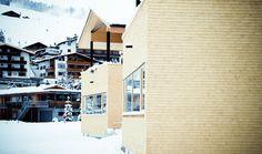 Backside #architecture #wood #alps Architekt: Holzbox Tirol; Foto: Umfeld Concept GmbH