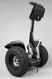 Segway - wonder if I will ever ride one???