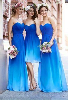 Blog amor mais amor. Vestidos para madrinhas
