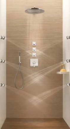 This shower will definitely make me feel sexy. Haha!