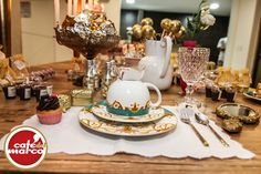 Chá de panela romântico