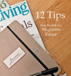 12 Tips aimed towards bloggers, homeowners, shopkeepers and product manufactures looking to get noticed or discovered by an editor, and get published