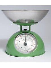Simplicity Retro Kitchen Scales