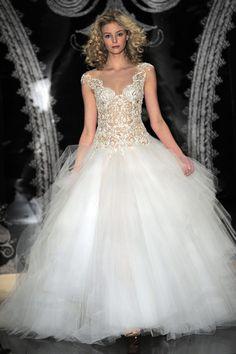 moda de vestidos de noiva 2014