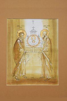 Άγ.Πέτρος  & Παύλος Πρωτοκορυφαίοι Απόστολοι   _ june 29