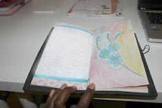 loveformidnight: Love for Stationery: Midori Traveler's Journal