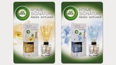 Amostras e Passatempos: Passatempo LuxWoman / Air Wick Home Signature