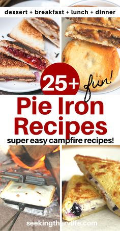 Campfire Pies, Easy Campfire Meals, Campfire Desserts, Camping Meals, Campfire Recipes, Camping Dinner Ideas, Backpacking Meals, Camping Cooking, Ultralight Backpacking