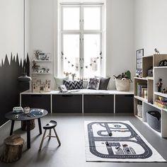 Lad kreativiteten få frit spil på børneværelset Vi har samlet 15 sjove ideer til netop dette rum. Klik på link i profil #madogbolig #indretning #børneværelse : Andreas Mikkel Hansen