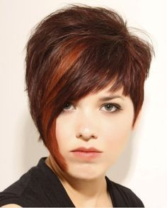 Cute Short  stylish Hairstyles