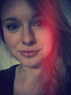 labret | lip ring