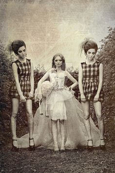 Alice and Twins by Voodica on DeviantArt