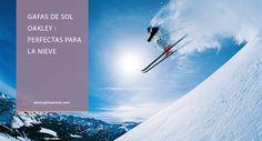 Gafas de sol Oakley: Perfectas para tus días de nieve  La característica principal que buscamos en unas gafas de sol es que sean cómodas, pero si elegimos unas gafas de sol Oakley, éstas pueden convertirse en el elemento ideal para completar nuestros looks.  http://opticaarense.com/es/blog/264_Gafas-de-sol-Oakley--Perfectas-para-tus-d%C3%ADas-  #Gafasdesol #Oakley #Nieve #Snow #Esquiar