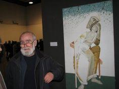 Premiul pentru Artă plastică religioasă si restaurare VIOREL GRIMALSCHI, membru fondator al Asociatiei Filiala Arta Plastica Religioasa si Restaurare a UAP . (Premiile UAP 2014 – Sala Dalles).Autor videoclip: Claudiu Victor Gheorghiu, pictor iconar, istoric; consilier al Comitetului Director al Asociatiei Filială Artă Plastică Religioasă si Restaurare a UAP; redactor al paginii de Cultură a ziarului Jurnalul Bucurestiului .