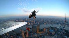 Despierta el día con algo suave.. ;)  #saltobase #paracaidismo #alquilar #gopro