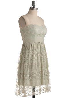 In Awe of You Dress | Mod Retro Vintage Printed Dresses | ModCloth.com