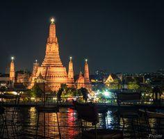 Bangkok Rooftop Bar: Eagle's Nest at Sala Arun   Thailand travel guide