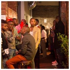 Kitcheners Bar in Braamfontein, Johannesburg. Images by Marsel Roothman