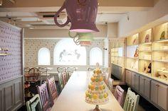 Q-pot CAFE. | Unbar.jp (Amber)