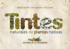 Tapa del libro de tintes naturales