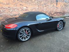 The Porsche Boxster  #carleasing deal   One of the many car and van makes available to lease from www.carlease.uk.com