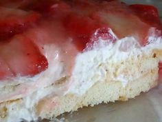 Pink Foods, Cheesecake, Food And Drink, Ice Cream, Sweets, Cooking, Cakes, Mascarpone, Hungarian Recipes