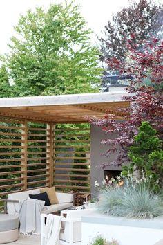 How Does Pergola Provide Shade Gazebo, Pergola Patio, Backyard Patio, Pergola Kits, Small Outdoor Patios, Outdoor Spaces, Outdoor Living, Outdoor Decor, Outside Patio