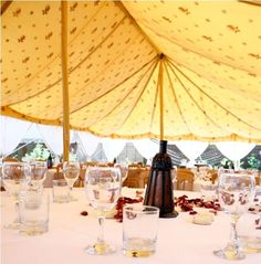 Buy Wedding Tents at best prices from Sangeeta International
