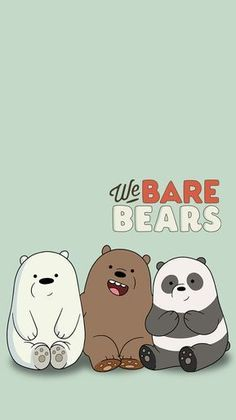 We Bare Bears Wallpaper, characters, games, baby bears episodes Cute Panda Wallpaper, Cartoon Wallpaper Iphone, Bear Wallpaper, Cute Disney Wallpaper, We Bare Bears Wallpapers, Panda Wallpapers, Cute Cartoon Wallpapers, Ice Bear We Bare Bears, We Bear