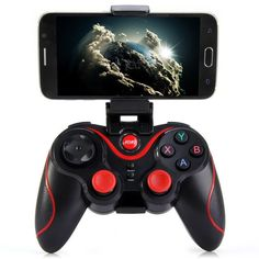 2016 New Wireless Joystick Gamepad Gaming Remote Control Bluetooth Phone Tablet…