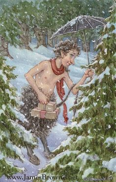MR. TUMNUS by James Browne