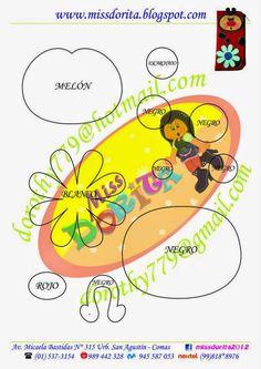 Este es el molde del video de la Cartuchera en Fomi, Goma Eva, Microporoso , es super práctica y utilitaria (Si te gusta el video por favo... Bug Crafts, Paper Piecing, Tweety, Ladybug, Dragon Ball, Stencils, Pikachu, Blog, Lily