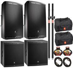 JBL EON615 2-Way Speaker