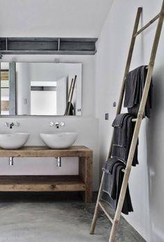 77 Gorgeous Examples of Scandinavian Interior Design Modern-Scandinavian-bathroom