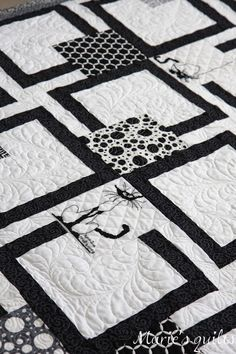 Marie's quilts