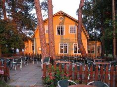 Legendaarinen kesäravintola Palma De Pyy kutsuu luonnon helmaan tänäkin kesänä
