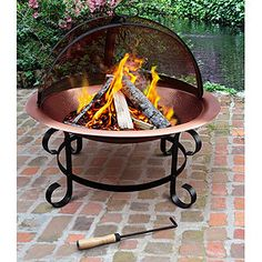 Copper Fire Pit | Outdoor and Patio Furniture| Furniture | World Market
