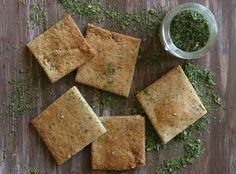 Cheese Crackers Saudáveis