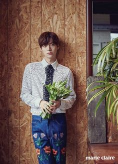 Ahn Jae Hyun and Goo Hye Sun - Marie Claire Magazine June Issue Ahn Jae Hyun, My Love From Another Star, What Is Love, Choi Min Ho, Lee Min Ho, New Actors, Actors & Actresses, Asian Actors, Korean Actors