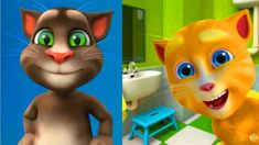 Funny Songs Nursery Rhymes with funny cats: Johny Johny Yes Papa Talking Tom With Talking Ginger Happy Birthday to you song Talking Ginger Fel. Abc Songs, Funny Songs, Kids Songs, Finger Family Song, Family Songs, Birthday Songs, Happy Birthday, Games 4 Kids, Baa Baa Black