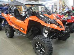 New 2016 Yamaha YXZ1000R Blaze Orange/Black ATVs For Sale in Oregon. 2016 Yamaha YXZ1000R Blaze Orange/Black, Worlds pure Sport side-by-side.... 2016 Yamaha YXZ1000R Blaze Orange/Black w/Suntop THE WORLD'S FIRST PURE SPORT SIDE BY SIDE The all-new YXZ1000R. A sport 3 cylinder engine and class-defining 5-speed sequential shift transmission. Welcome to the ultimate pure sport SxS experience. Features may include: Unmatched SxS Performance The all-new YXZ1000R doesn t just reset the bar for…