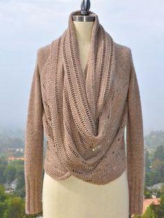 Setsuko Cardigan Knit Pattern
