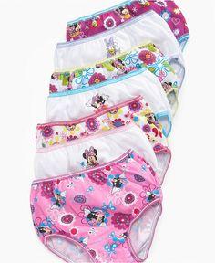 Carter's Kids Underwear, Little Girls or Toddler Girls 3-Pack ...