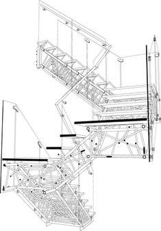 Genetic Stair | Caliper Studio