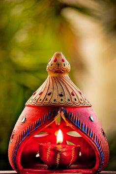 ornate lamp • mystic earth home
