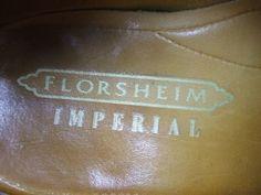 1996年9月製 CORDOVAN【FLORSHEIM】IMPERIAL PLAINTOE MADE IN USA コードバン フローシャイム インペリアル プレーントゥ Leather Shoes, Sweatshirts, Leather Dress Shoes, Leather Boots, Leather Booties, Trainers, Sweatshirt, Sweater