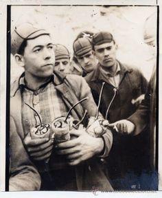 BELLUMARTIS HISTORIA MILITAR: ESCUADRA INCENDIARIA ANTITANQUE, HOME GUARD 1940