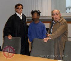 Asylbewerber aus Hattingen schlägt Vorsitzenden Richter der Großen Strafkammer am Landgericht nieder - Urteilsverkündung eskalierte - Hattingen - lokalkompass.de