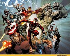 Ultimate Marvel,Земля-1610,Marvel,Вселенная Марвел,фэндомы,Spider-Man,Человек-Паук, Питер Паркер,Thing,Существо, Бен Гримм,Fantastic Four,Фантастическая четверка,Hulk,Халк, Брюс Баннер,Human Torch,Человек-факел, Джонни Шторм,Cloak (Marvel),Плащ, Тайрон Джонсон,Miles Morales,Человек-паук, Майлз