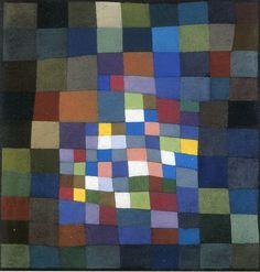 Blühendes - Paul Klee